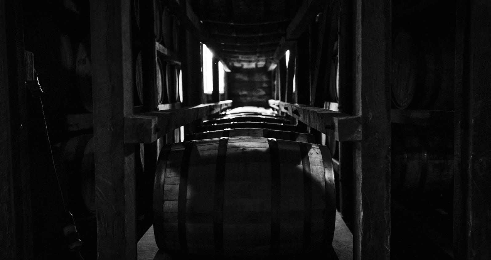 Blackenned Barrels
