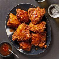 Amrut Fusion Kızarmış Körili Tavuk Parçaları