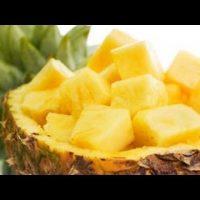 Glenfiddich 12 ananas parçaları