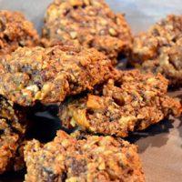 Teeling Single Grain Yulaflı kurabiye